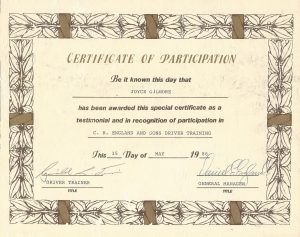 1986 Certificate of Participation jpeg