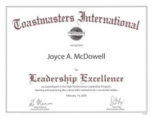 2020 2 14 Leadership Excellence